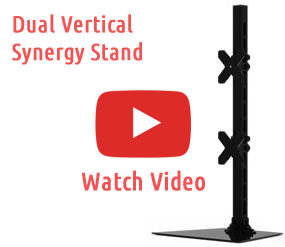 Dual Vertical Synergy Stand