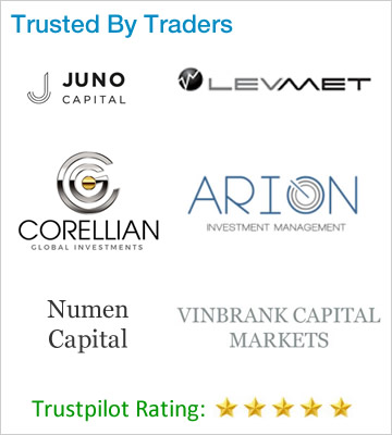 Trusted by Traders