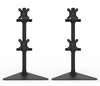 Quad Monitor Synergy Stand (Pole)